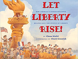 Let Liberty Rise! - Perfect Picture Book Friday #PPBF