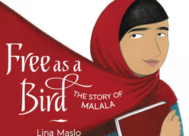 Free as a Bird: The Story of Malala - Perfect Picture Friday #PPBF