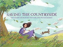 Saving the Countryside: The Story of Beatrix Potter and Peter Rabbit - Perfect Picture Book Friday #