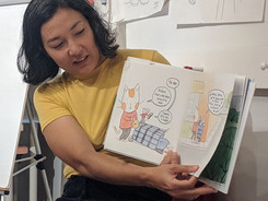 The Picture Book Buzz - Interview with Mika Song