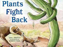 Plants Fight Back - Perfect Picture Book Friday #PPBF
