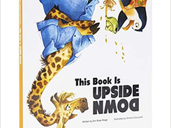 This Book is Upside Down - Perfect Picture Book Friday #PPBF