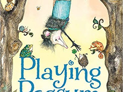 Playing Possum - Perfect Picture Book Friday #PPBF