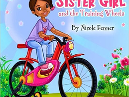 Sister Girl and the Training Wheels - Multicultural Children's Book Day 2018 #ReadYourWorld