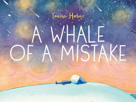 A Whale of a Mistake - Perfect Picture Book Friday #PPBF