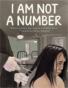 I Am Not A Number - Multicultural Children's Book Day 2017 #ReadYourWorld