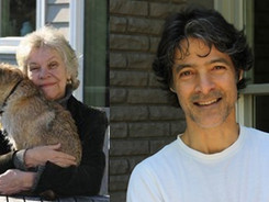 The Picture Book Buzz - Interview with Patricia MacLachlan and Chris Sheban