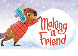 Making a Friend - Perfect Picture Book Friday #PPBF