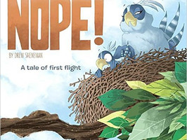 NOPE! - Perfect Picture Book Friday #PPBF