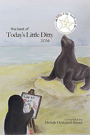 """Book cover for """"The Best of Today's Little Ditty 2016."""""""