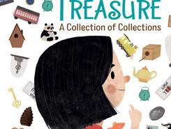 Finding Treasure: A Collection of Collections - Perfect Picture Book Friday #PPBF