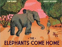 The Elephants Come Home - Perfect Picture Book Friday #PPBF