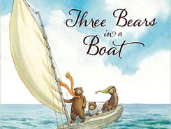 Three Bears in a Boat - Perfect Picture Book Friday #PPBF