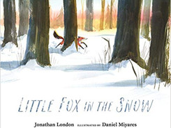 Little Fox in the Snow - Perfect Picture Book Friday #PPBF