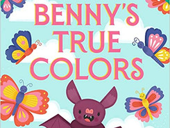 Benny's True Colors - Perfect Picture Book Friday #PPBF