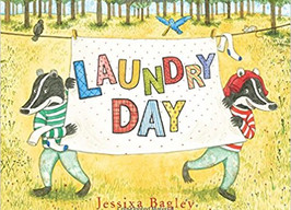 Laundry Day - Perfect Picture Book Friday #PPBF