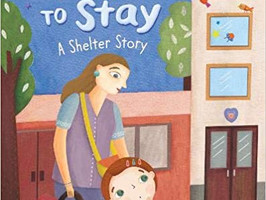 A Place to Stay: A Shelter Story - Perfect Picture Book Friday #PPBF