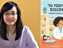 The Picture Book Buzz - Interview with Songju Ma Daemicke and Review of Tu Youyou's Discovery