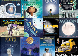 The Picture Book Buzz - Celebrating the 50th Anniversary of the Apollo 11 Moon Landing