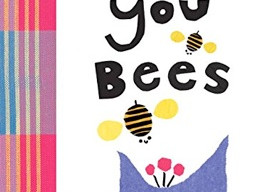 Thank You Bees - Perfect Picture Book Friday #PPBF