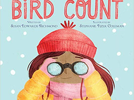 Bird Count - Perfect Picture Book Friday #PPBF