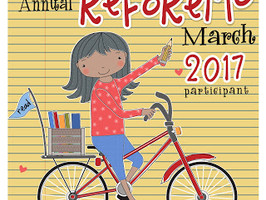 Reading For Research Month Challenge - #ReFoReMo