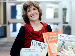 The Perfect Picture Book Buzz - Interview with Nancy Churnin and Review of Two New Picture Books