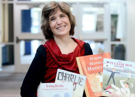 The Picture Book Buzz - Interview with Nancy Churnin