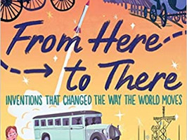 From Here to There - Perfect Picture Book Friday #PPBF