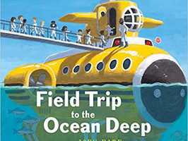 Field Trip to The Ocean Deep - Perfect Picture Book Friday #PPBF