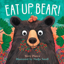 The Picture Book Buzz - Review of Eat Up, Bear!