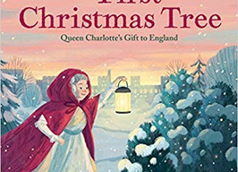 The Queen and the First Christmas Tree - Perfect Picture Book Friday #PPBF