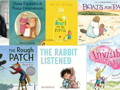 The Picture Book Buzz - 10 Picture Books Dealing with Death and Grief