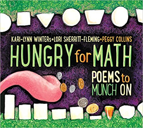"""Hungry for Math"" cover image"