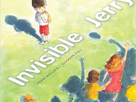 Invisible Jerry - Perfect Picture Book Friday #PPBF