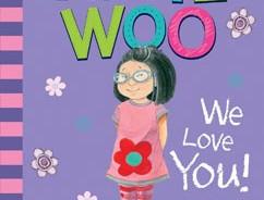 Katie Woo, We Love You! - Multicultural Children's Book Day 2018 #ReadYourWorld