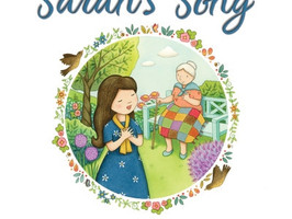 Sarah's Song - Perfect Picture Book Fiday #PPBF
