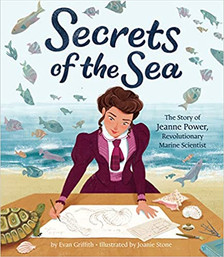 Secrets of the Sea - Perfect Picture Book Friday #PPBF