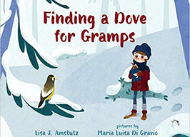 Finding a Dove for Gramps - Perfect Picture Book Friday #PPBF