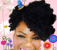 The Picture Book Buzz - Interview with Vanessa Brantley-Newton