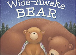 Wide-Awake Bear - Perfect Picture Book Friday #PPBF