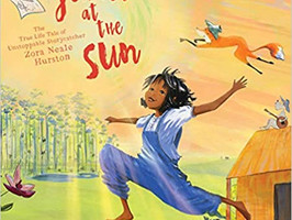 Jump at the Sun - Perfect Picture Book Friday #PPBF