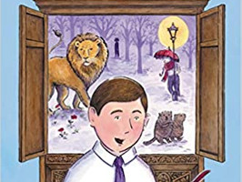 Through The Wardrobe: How C.S. Lewis Created Narnia - Perfect Picture Book Friday #PPBF