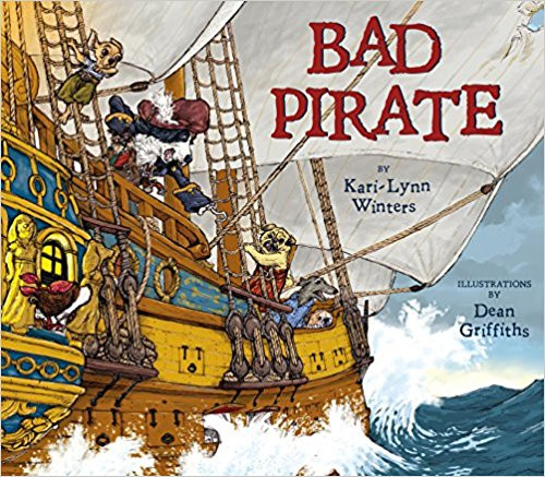 """Bad Pirate"" cover image"