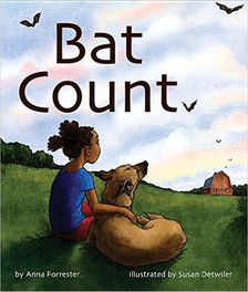 Bat Count: A Citizen Science Story - Perfect Picture Book Friday #PPBF