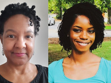 The Picture Book Buzz - Interview with Michelle Meadows and Ebony Glenn