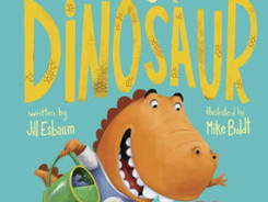How to Grow a Dinosaur - Perfect Picture Book Friday #PPBF