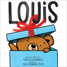 Louis - Perfect Picture Book Friday #PPBF Plus Giveaway