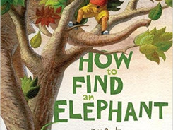 How to Find an Elephant - Perfect Picture Book Friday #PPBF