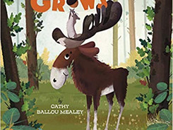 When A Tree Grows - Perfect Picture Book Friday #PPBF